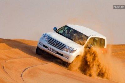 Advance desert safari