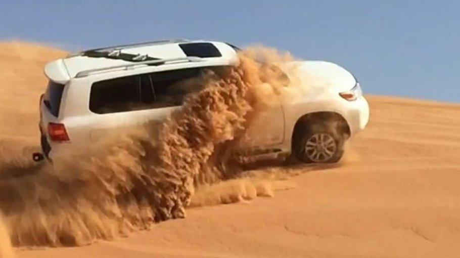 Desert Safari Dubai Groupon