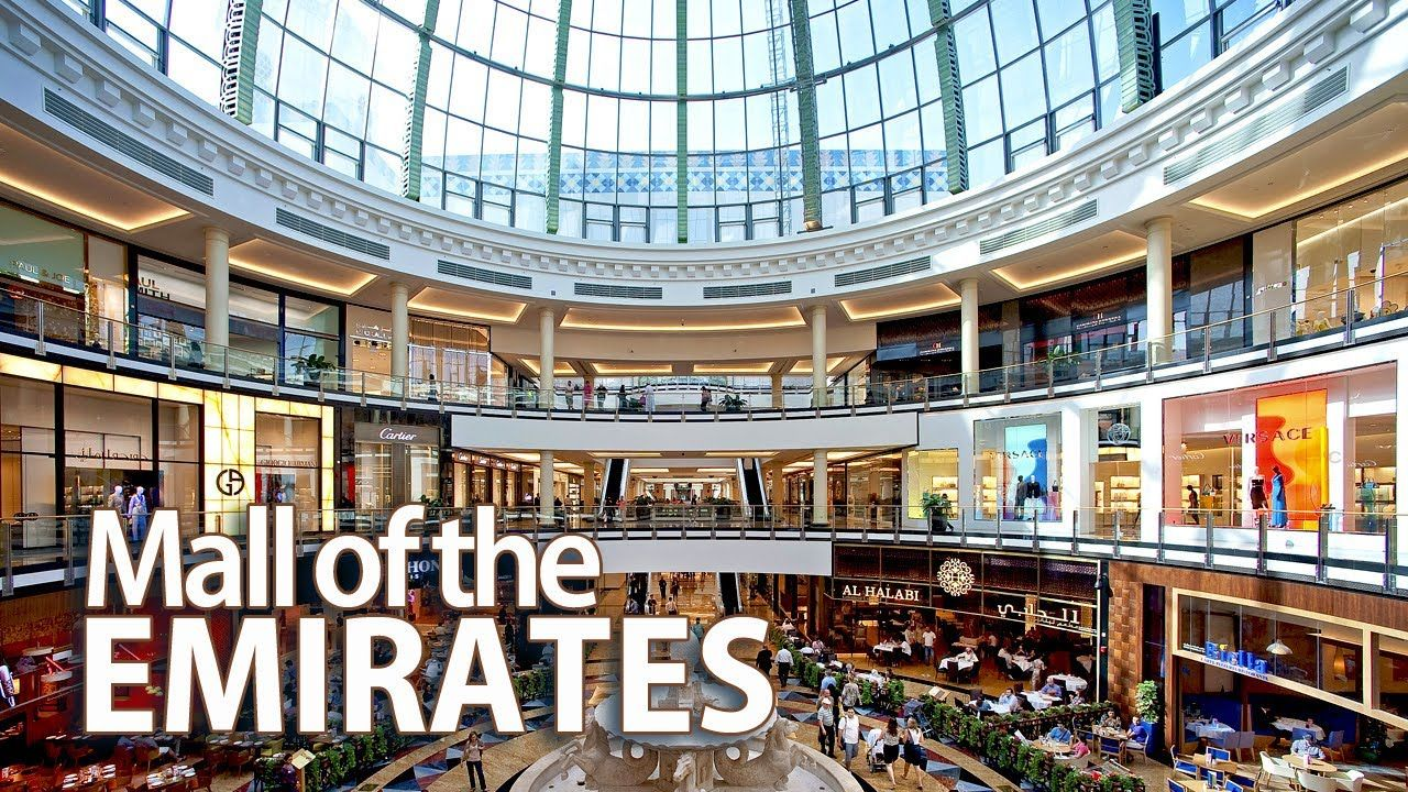 things to do in dubai - Mall of Emirates