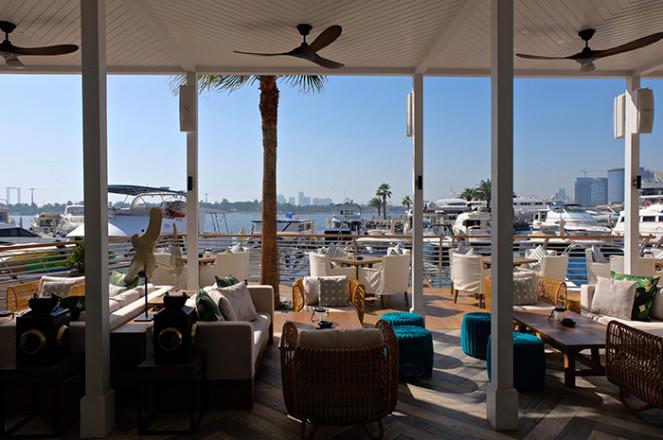 Restaurant at the Dubai Creek Side