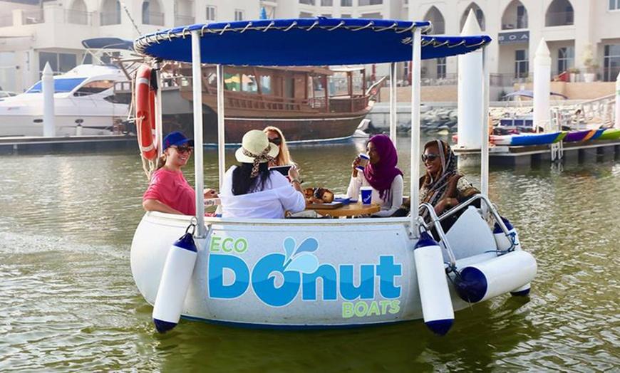 Eco Donut Boats