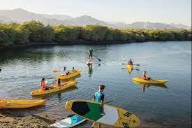 kayaking khorfakkan